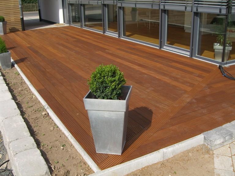 bankirai terrasse verlegen vorteile kreative bilder f r. Black Bedroom Furniture Sets. Home Design Ideas
